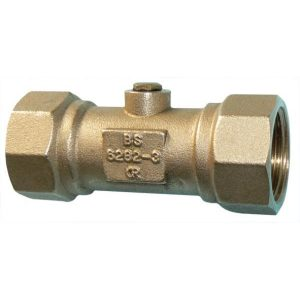 Female Double Check Valves