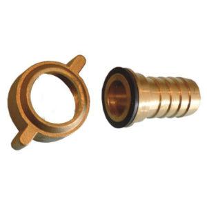 """Hose union tail 3/4"""" - for 20mm hose"""