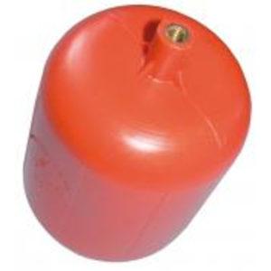 "Plastic float - cylindrical 4.1/2"" dia"