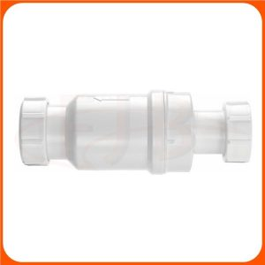 "MACVALVE-1 MCALPINE 1.25"" BSP NUT X COMPRESSION WASTE VALVE"