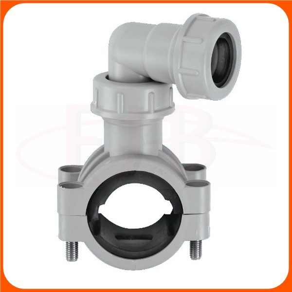 CLAMP1GR MCALPINE GREY AUXILIARY FITTING
