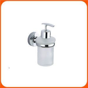 PLAN SOAP DISPENSER & HOLDER
