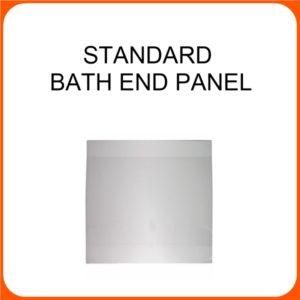 K-VIT 800MM STANDARD BATH PANEL - WHITE