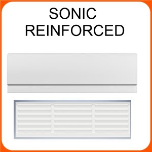 SONIC REINFORCED FRONT PANEL 1800MM