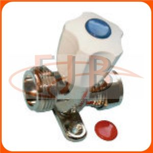 QW WASH MAC VALVE STRT WITH BACKPLATE CP